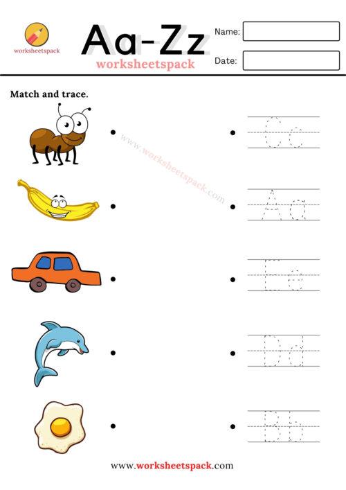 Beginning sounds worksheets pdf   Printable and Online ...