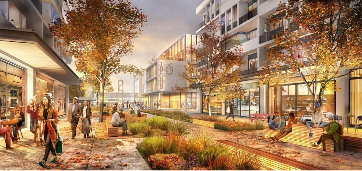 The Boulevard - Stevenage Regeneration