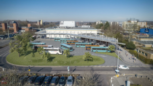 Stevenage Bus Interchange