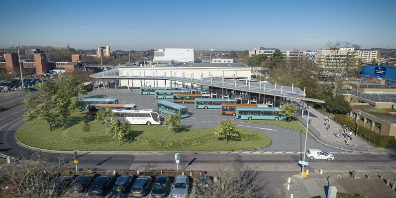 Bus Interchange