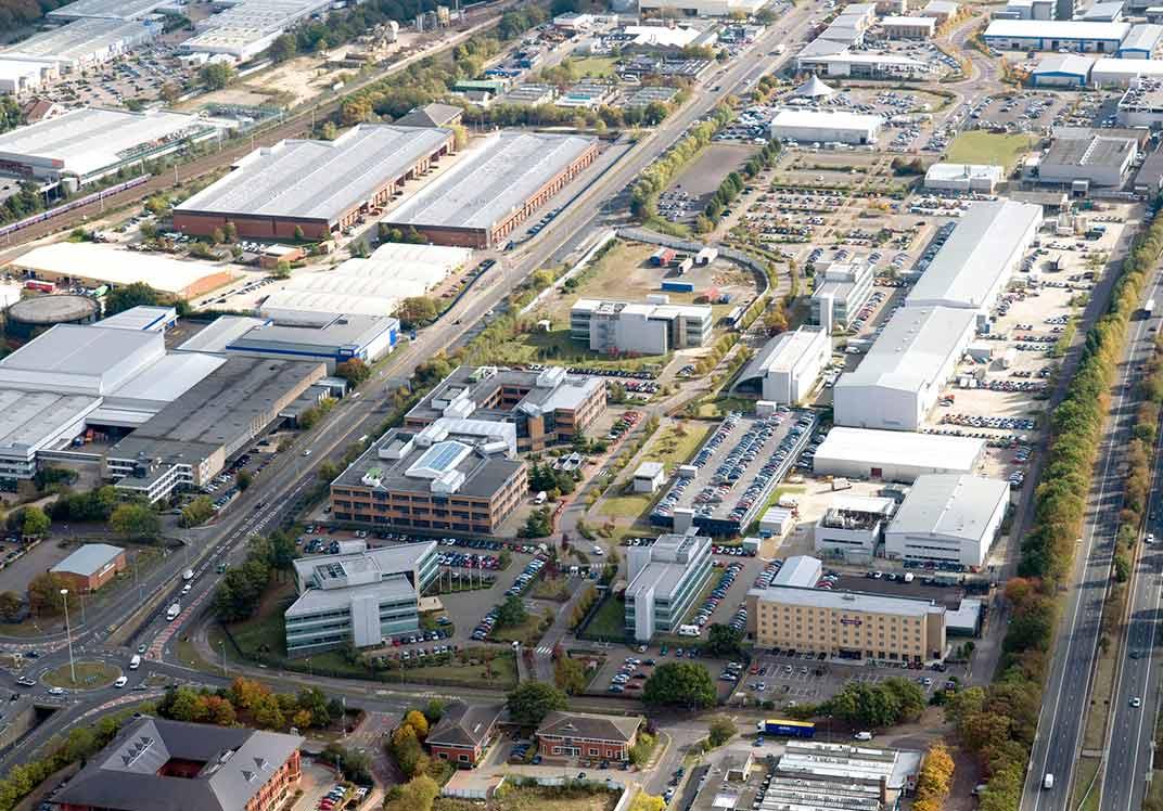Stevenage Industrial Centre
