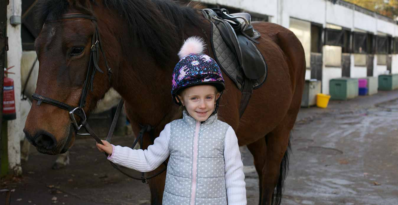Stevenage - Horse riding lessons