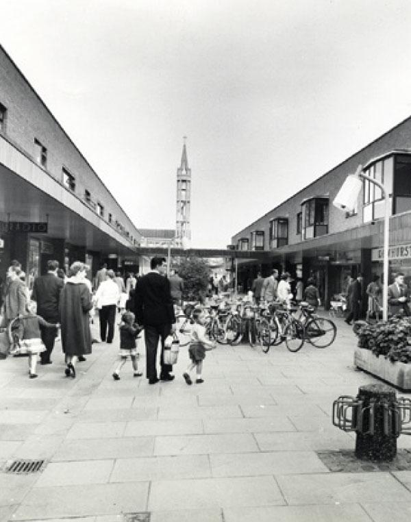 History of Stevenage