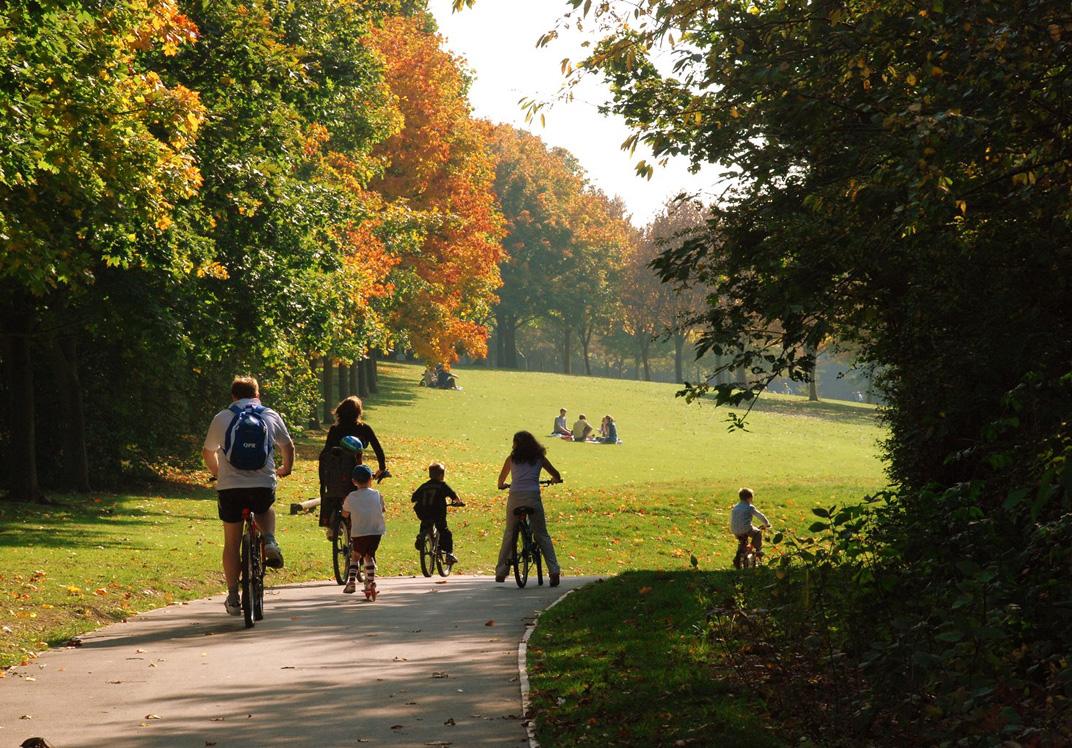 A healthy lifestyle across Stevenage