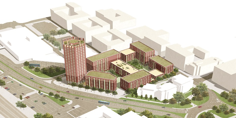 Plan for over 500 new homes in Stevenage announced