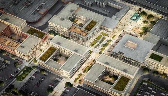SG1 aerial view
