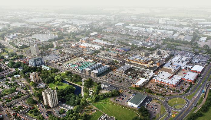 GSK unveils plan for life science campuses in Stevenage