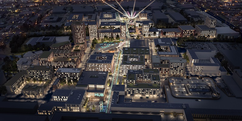 £37.5m investment is 'once in a generation' opportunity