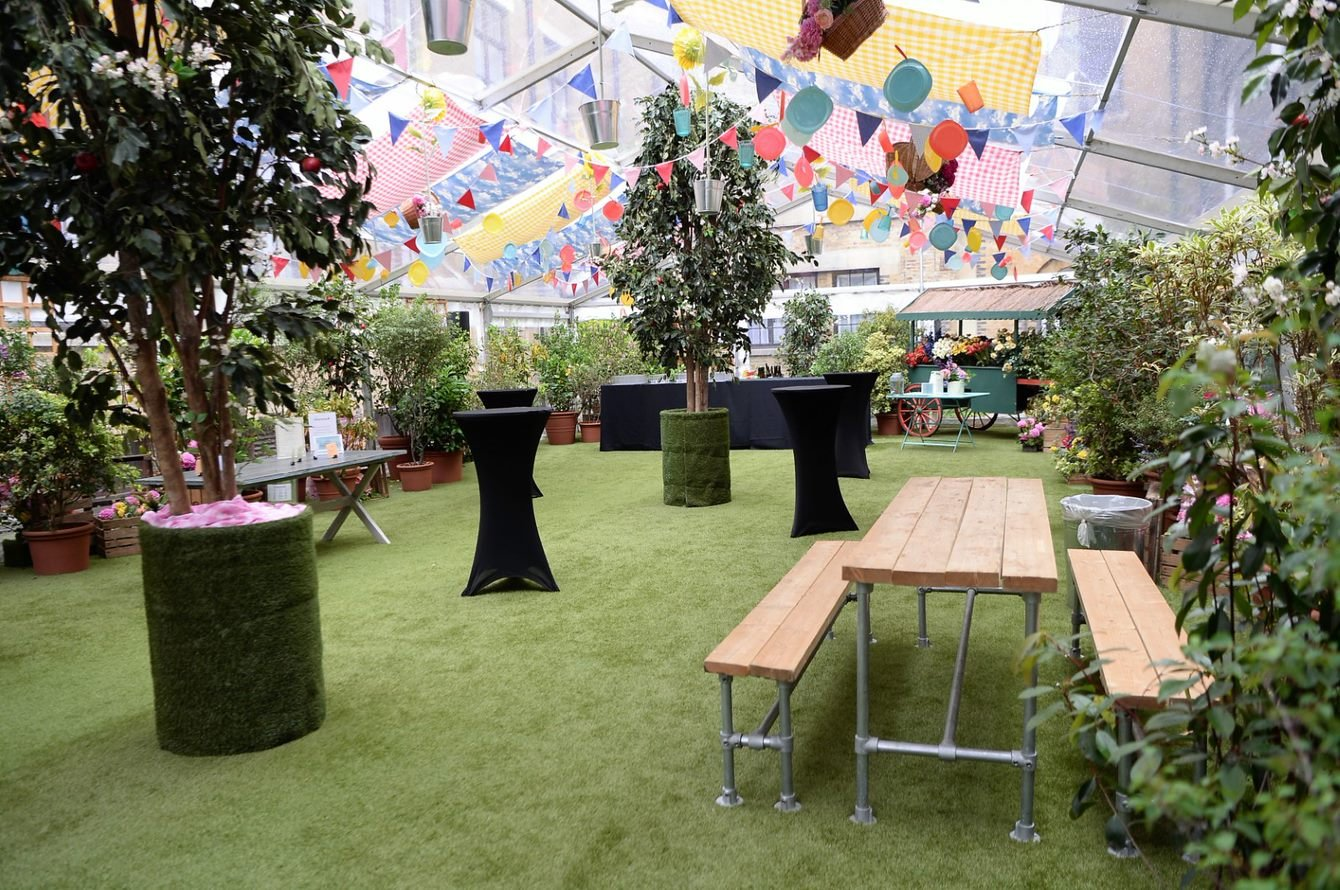 summer party corporate London