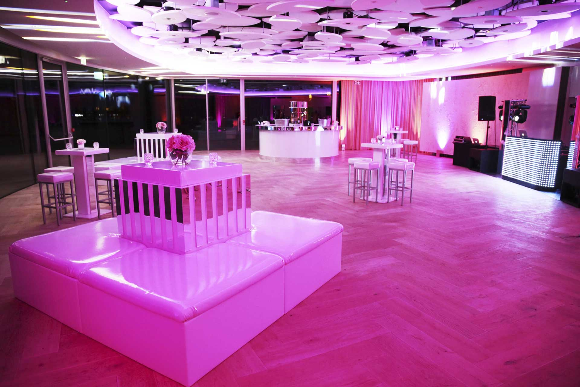 40th Birthday Party Event Planners