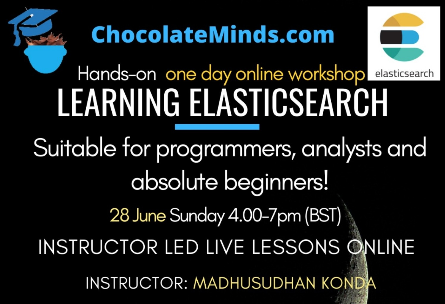 Learning Elasticsearch Hands-on Workshop