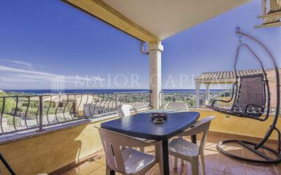 Budoni | Birgalavò | Appartamento con vista panoramica