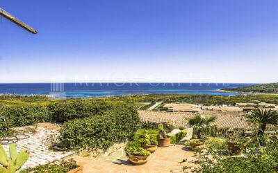 San Teodoro | Costa Caddu | Villetta vista mare