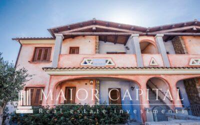 Appartamento al primo piano in vendita, Località Monte Petrosu – San Teodoro