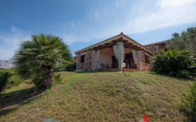 San Teodoro | Capo Coda Cavallo | Villa con vista mare