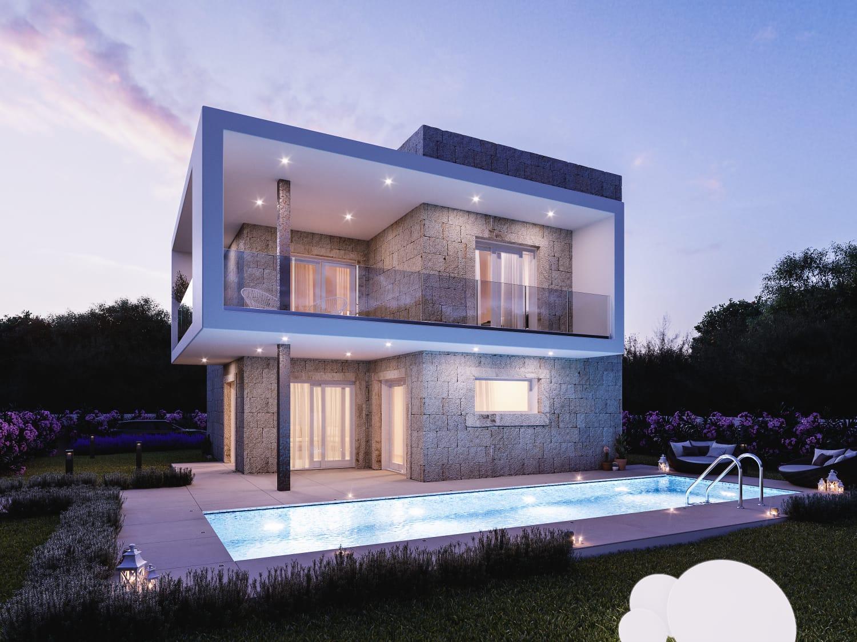 Rif.9931 Villa di nuova costruzione in vendita, Olbia
