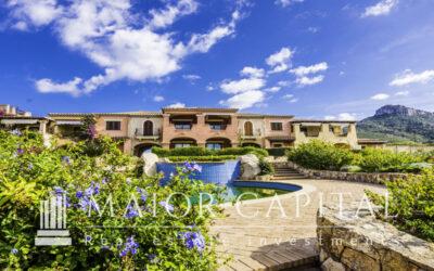 Golfo Aranci | Appartamento trilocale con piscina