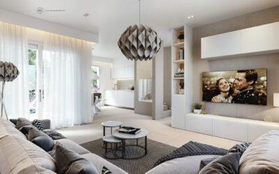 Villa bifamiliare di nuova costruzione in vendita, Olbia