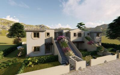 Complesso residenziale di nuova costruzione in vendita, Budoni
