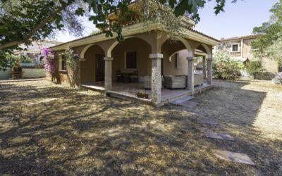 Villa singola su due livelli – San Teodoro Loc. La Suaredda