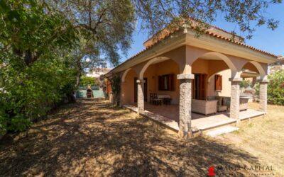 San Teodoro | Villa su due livelli