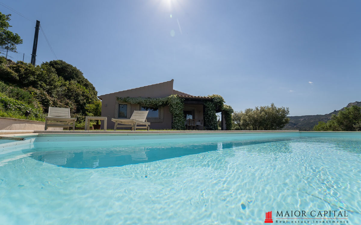 Olbia | Cugnana Verde | Villa with private pool
