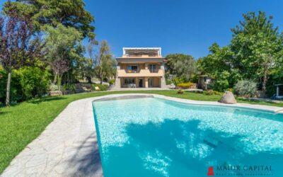 Olbia | Pittulongu | Traumhafte Villa mit Pool