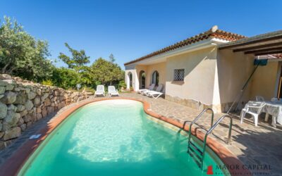 Arzachena | Località Miata | Villa with swimming pool