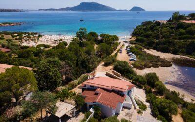 Golfo Aranci | Villa prima fila sul mare