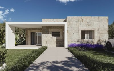Olbia   Viale Aldo Moro alta   Villa moderna