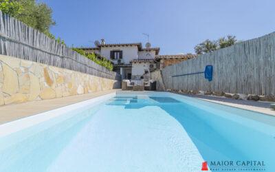 San Teodoro | Lu Fraili | Villetta con piscina
