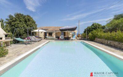Budoni | Traumhafte Villa mit Pool und Meerblick
