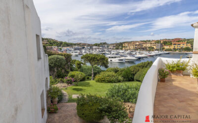 Porto Cervo | Esclusivo appartamento trilocale