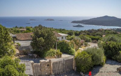 Porto Cervo | Lovely villa with sea view