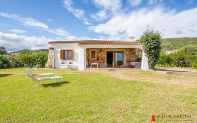 Budoni | Borgo Maiorca | Villa with land