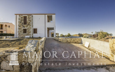 Budoni | Villetta with sea view on two floors