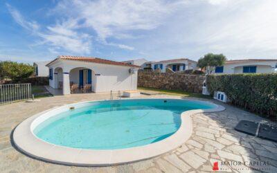 Budoni   Sant'Anna   Villa con piscina