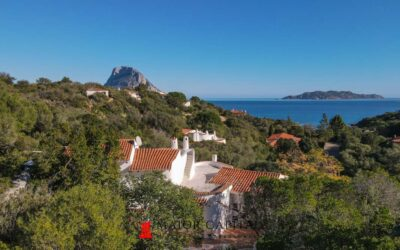 Loiri Porto San Paolo | Enchanting villa with sea view
