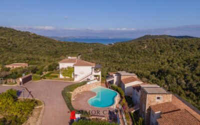 Arzachena | Baja Sardinia | Quadrilocale vista mare