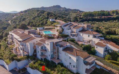 Arzachena | Baja Sardinia | Monolocale con piscina