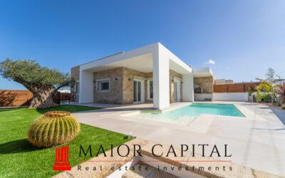 Olbia | Villa moderna con piscina