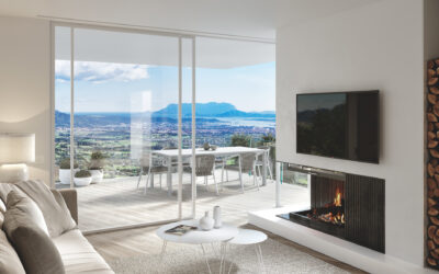 Olbia | Newly built villa with sea view