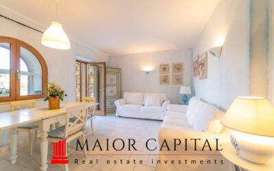 Porto Istana | Magnifico appartamento con giardino