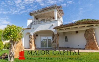 Olbia | Pittulongu | Splendida Villa vista mare