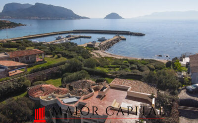 Golfo Aranci | Baia Caddinas | Villa with sea view