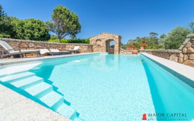 Porto Cervo | Exclusive villa located in the countryside