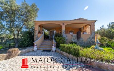 Olbia | Enchanting villa with garden