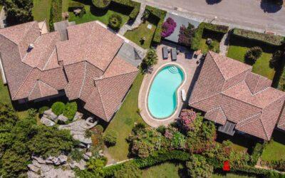 Punta Molara | Splendide ville con piscina privata