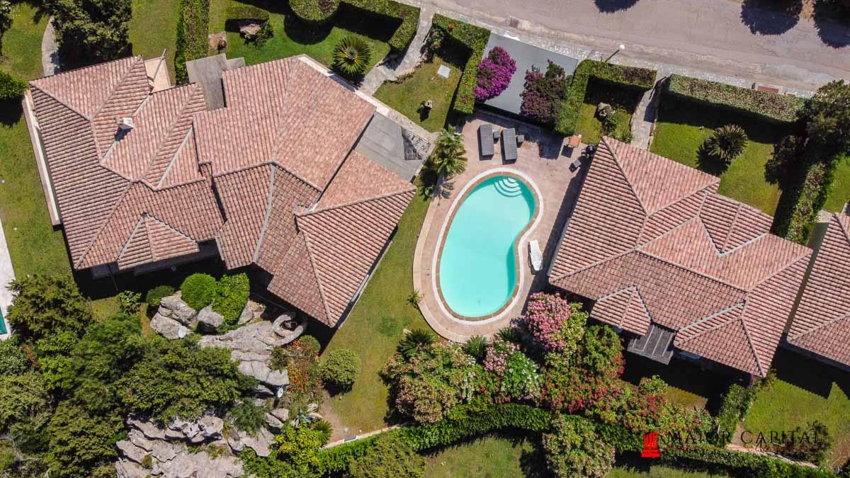 Punta Molara   Splendid villas with private pool