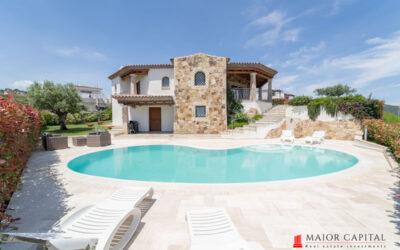 Budoni | Splendida Villa con piscina